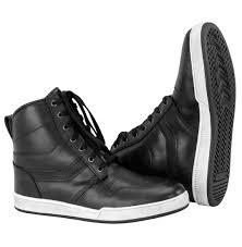 mens motorcycle sneakers deceptor mens boots black brand