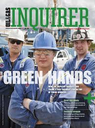 oil u0026 gas inquirer july august 2010 by jwn trusted energy
