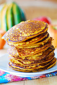easy pumpkin pancakes