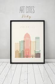 best 25 louisville skyline ideas on pinterest louisville print poster wall art kentucky louisville skyline city poster typography