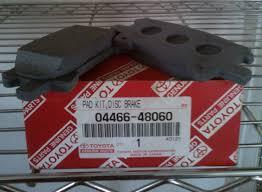 lexus rx300 vin number toy lex stores nig ltd 04466 48060 rear brake pad for lexus