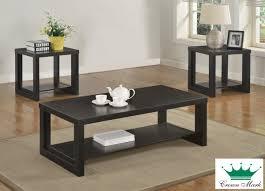 audra 3 piece table set coffee table sets livingroom furniture