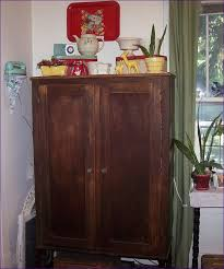 Cedar Wardrobe Armoire Bedroom Cedar Armoire 3 Door French Wardrobe French Armoire