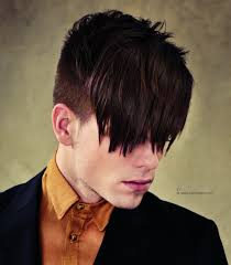 Emo Long Hairstyles For Guys by Sides Short Top Long Mens Haircut The Sean Short Sides Long Top