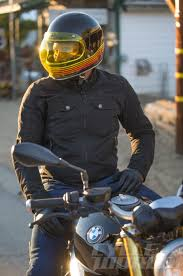 motorcycle helmets and jackets retro motorcycle riding gear review classic style with modern