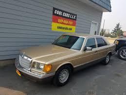 mercedes 300 turbo diesel 1984 mercedes 300 class 4dr 300 sd turbodiesel sedan in