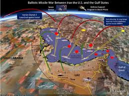 Us Navy Future Map Of United States by U S Attack On Iran Would Take Hundreds Of Planes Ships And