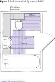 Handicap Bathroom Specs Beauteous 90 Accessible Bathroom Layout Design Inspiration Of