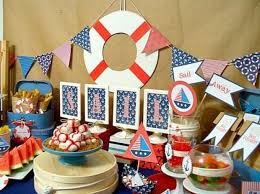 Sailboat Centerpieces Nautical Theme - 57 best nautical sailboat birthday party ideas images on pinterest