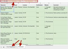 House Flipping Spreadsheet Flipping Data Tables For Organizing Submitted Resources U2013 Cogdogblog