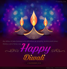 Diwali Greeting Card Design