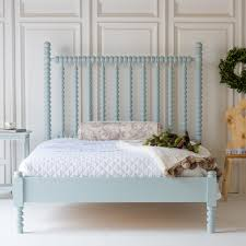 Spindle Bed Frame Harriett Spindle Bed Low Footboard Spindle Bed Center Stage