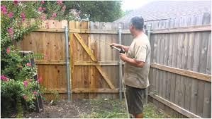 backyards modern wood fence treatment 119 types of backyard