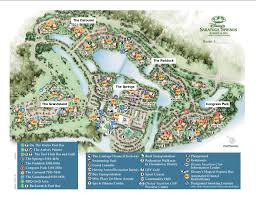 Coronado Springs Resort Map Map Of Disney Saratoga Springs Dance Drumming Com