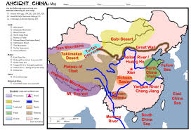 Detailed Map Of China by All Categories Mrs Simmons Social Studies Classroom