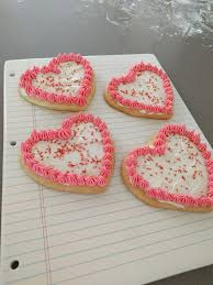 seashell shaped cookies frosted cookies family recipe this is what i