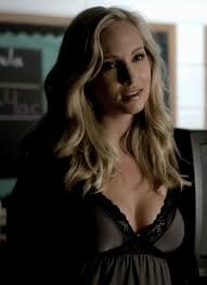 vire diaries hairstyles caroline caroline forbes and wavy hair coolspotters