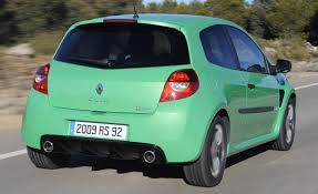 renault sports car 2009 renault clio rs renault sport u2013 review u2013 car and driver