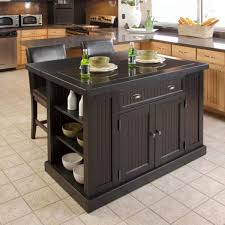 distressed black kitchen island nantucket distressed black wood and granite inlay kitchen island