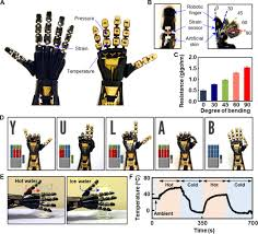 rubbery electronics and sensors from intrinsically stretchable