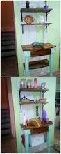 exciting ways to make useful things with old wooden pallets