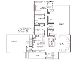 Building Plans For Houses Stunning Best 2000 Sq Ft Home Design Pictures Interior Design