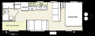 Travel Trailers With Bunk Beds Floor Plans 100 Travel Trailers With Bunk Beds Floor Plans Outback