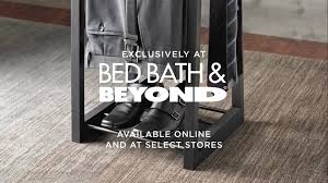 kenneth cole reaction home standing valet bed bath beyond watch the video for kenneth cole reaction home standing valet