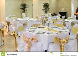 wedding tables and chairs wedding setup stock photo image 40471839