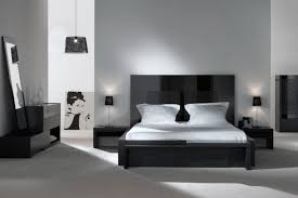 black furniture bedroom ideas simple pendant lamp black color