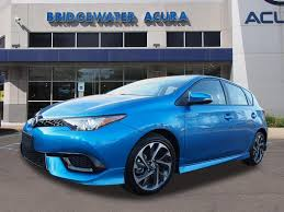 pre owned 2017 toyota corolla im 6 speed hatchback 6m in