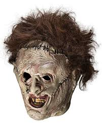 leatherface costume leatherface mask deluxe order in our online shop horror shop