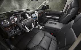 toyota tacoma interior 2017 mike sweers chief engineer toyota tundra and tacoma truck trend