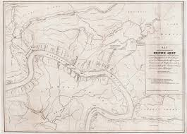 Map New Orleans by The Battle Of New Orleans Rare U0026 Antique Maps