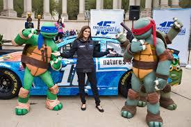 danica patrick u0027s teenage mutant ninja turtles car chicago tribune