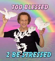 Blessed Meme - too blessed to be stressed miscellaneous pinterest memes