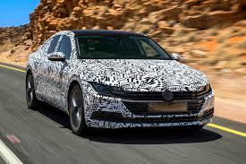 volkswagen phideon price 2017 vw arteon prototype review review autocar