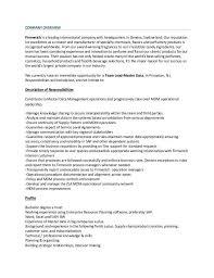 Sap Experience On Resume Sap Sample Resumes Sap Cv Sample Sap Jobs Resume Writing A