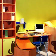 Study Office Design Ideas 30 Office Design Ideas Bringing Optimism With Orange Color