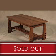 Craftsman Coffee Table Craftsman Coffee Table Wood Revival