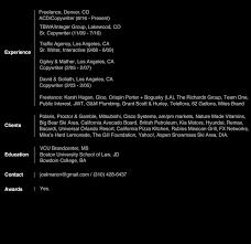 free resume writing services in atlanta ga seadoo interactive copywriter resume