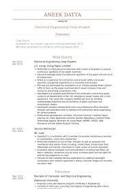 Engineering Resume Template Word Electrical Engineer Resume Sample Electrical Engineer Resume
