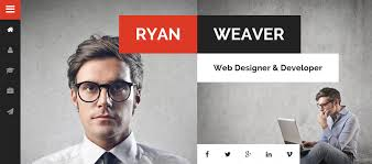 resume website template resume template 1 web resume resume