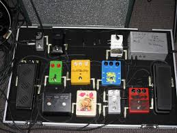 Homemade Pedal Board Design by Pictures