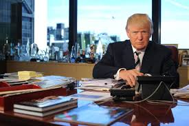 What Desk Is Trump Using by Donald Trump Announces Presidential Bid The Washington Post
