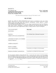 bill of sale example washington free download