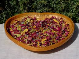 Real Flower Petal Confetti - the petal pot environmentally friendly mixed real flower petal
