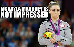 Unimpressed Meme - list of synonyms and antonyms of the word olympic gymnastics meme