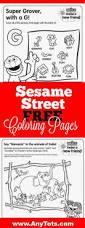 image result sesame street coloring pages sesame street