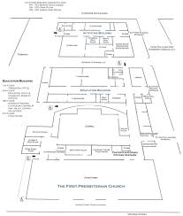 Church Gym Floor Plans Contact Us First Presbyterian Church